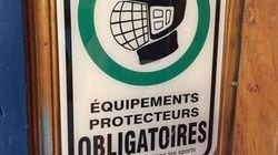 Sécurité renforcée dans les ligues de hockey de garage de