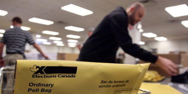 Élections Canada étudie le vote électronique pour les électeurs