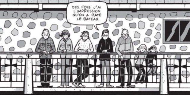 Le 6e Festival de BD de Montréal a lieu cette fin de