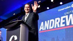 Andrew Scheer est élu chef du Parti conservateur du