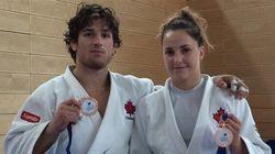Le bronze pour deux judokas du Québec à la Coupe européenne, en
