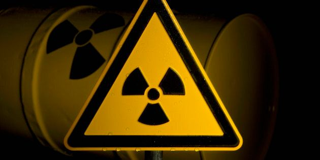 A Radioactive Warning