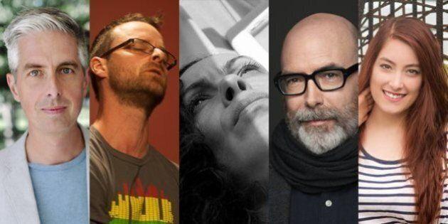 Les 5 finalistes du Prix du récit Radio-Canada 2016 sont