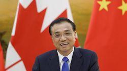 Le premier ministre chinois visitera le