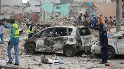 Au moins 28 morts dans une double explosion près d'un hôtel en