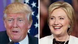 Trump accuse Hillary Clinton d'avoir été complice des infidélités de