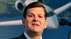 Bombardier: Pierre Beaudoin quittera son poste de président du
