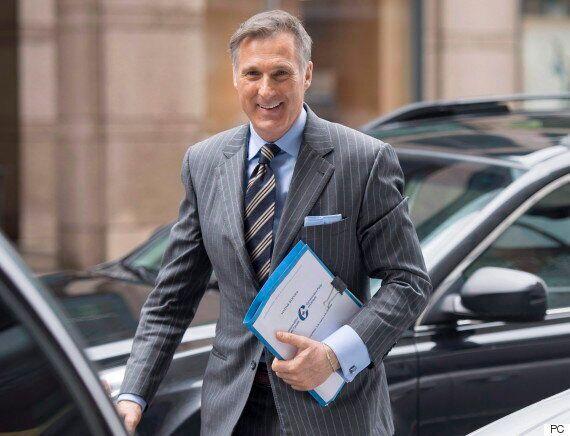 Parti conservateur du Canada: le candidat Maxime Bernier veut être un chef