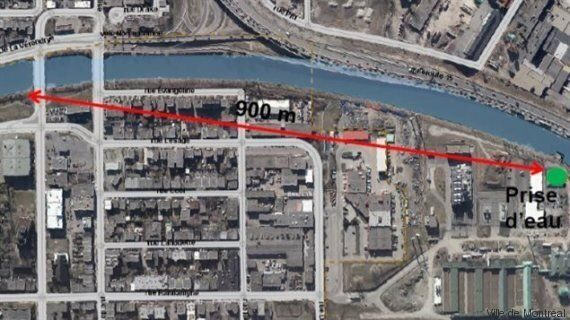 Futur pont Champlain: 100 millions de dollars pour protéger la qualité de l'eau