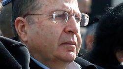 Le ministre israélien de la Défense quitte son