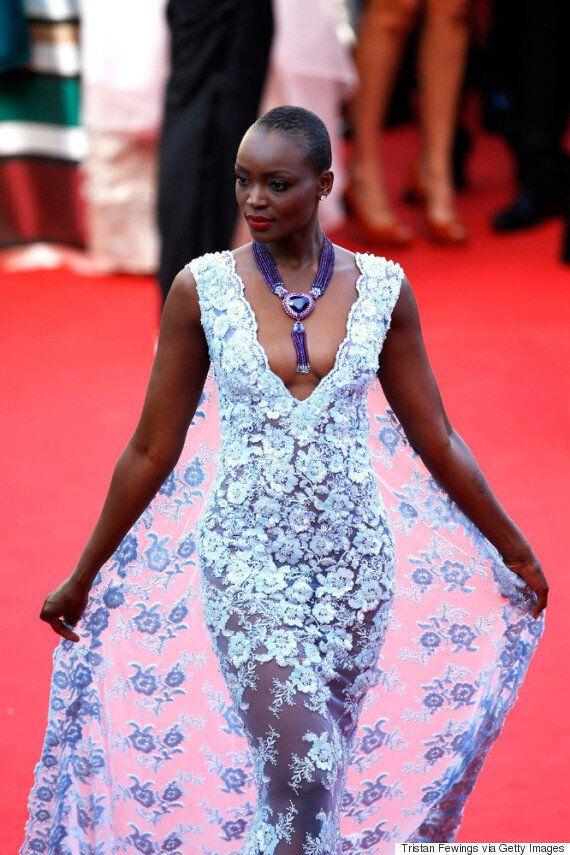 Festival de Cannes 2016: le tapis rouge ludique de l'avant-dernier jour
