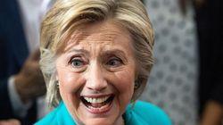 Clinton a rencontré les services de renseignement