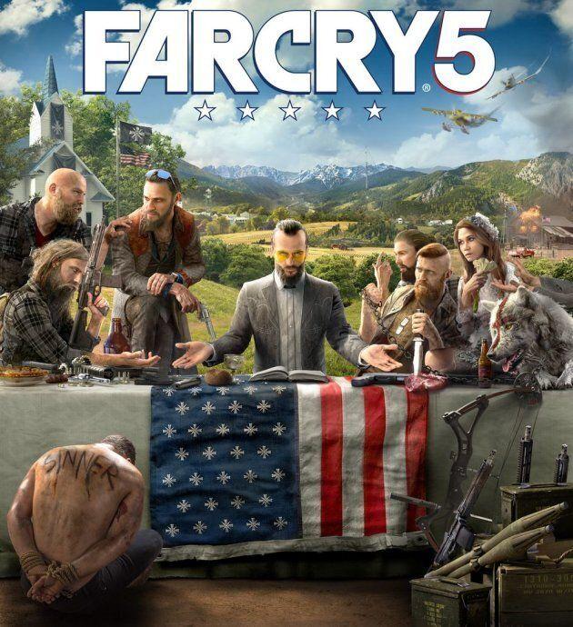 La bande-annonce et les premières images de «Far Cry 5» font hurler l'extrême droite américaine