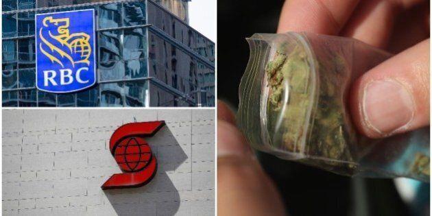 Deux banques renoncent à servir des entreprises liées à l'industrie du