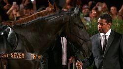 Denzel Washington n'est pas arrivé les mains vides à la Mostra de Venise