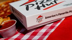 Pizza Hut s'excuse pour une gaffe sur la grève de la faim
