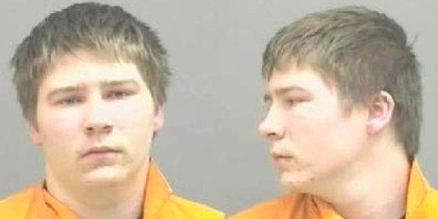 Brendan Dassey is pictured in this undated booking photo obtained by Reuters January 29, 2016. The television