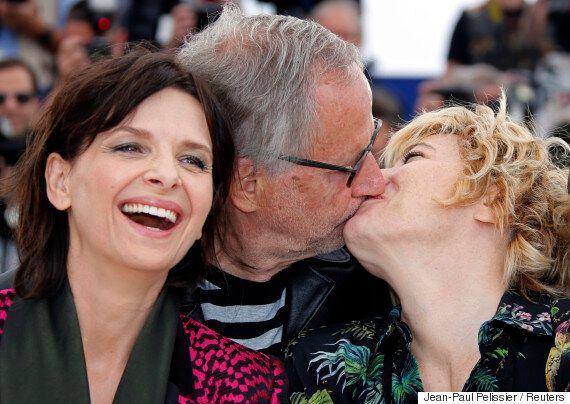 Festival de Cannes: Des baisers fougueux pour cette 69e édition