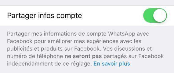 Comment empêcher WhatsApp de partager votre numéro de téléphone avec