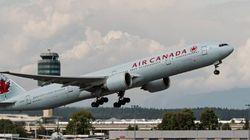 Air Canada laisse un ado seul toute la nuit à