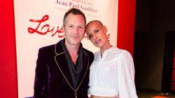 Une foule stylée au lancement de «Love is Love» de Jean-Paul