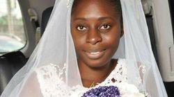 Elle refuse de porter du maquillage pour son mariage
