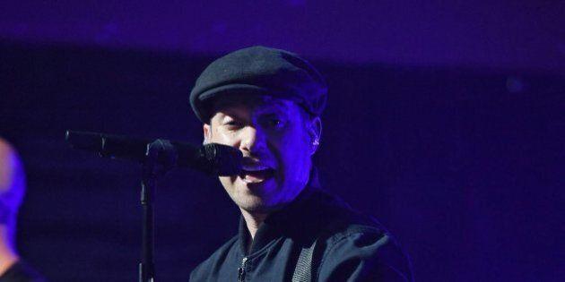 David Desrosiers, le bassiste de Simple Plan, souffre d'une dépression