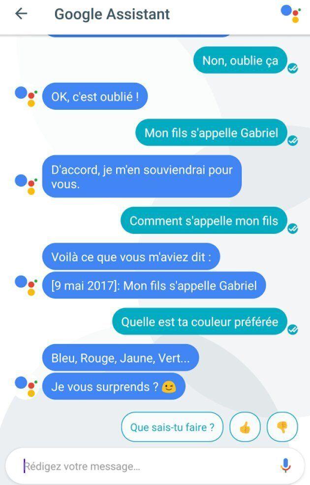 Google: La messagerie intelligente Allo est maintenant disponible en version