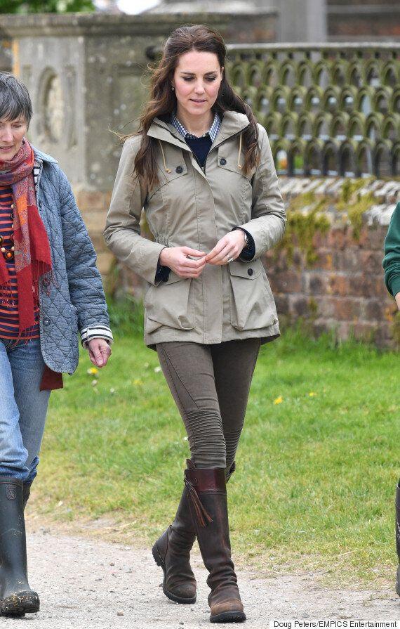 Voici les chaussures préférées de Kate Middleton