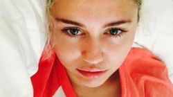 Miley Cyrus regrette de s'être décoloré les