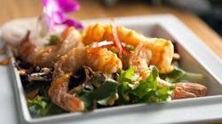 9 délicieux menus pour un mariage