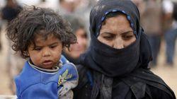 Syrie : Un raid contre un camp de déplacés cause