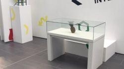 Un ananas déposé dans un musée est pris pour une œuvre