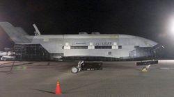 Ce vaisseau spatial top-secret est revenu sur Terre, mais reste un