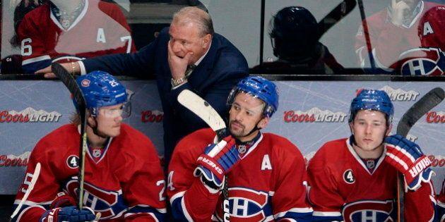 Le calendrier matchs des Canadiens diffusés à TVA Sports en