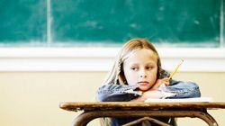 Le sentiment de sécurité à l'école contribue à la réussite