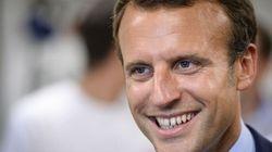 France: le ministre de l'Économie Emmanuel Macron