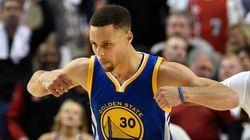 Curry est le joueur de l'année pour une deuxième fois de