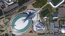 Le Parc olympique de Montréal se dote d'un système