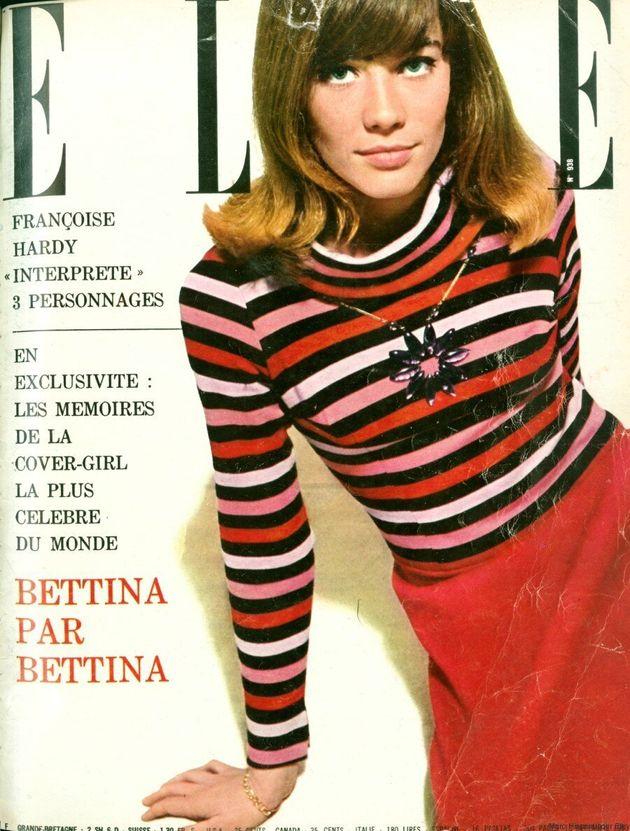 Comment cette couverture du Elle avec Françoise Hardy a lancé la carrière de Sonia