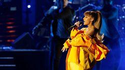 Ariana Grande suspend sa tournée jusqu'au 5