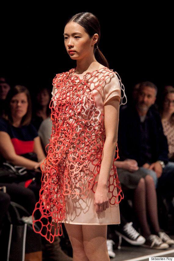 4 questions à Fanny Saulnier, finaliste du défilé de l'École supérieure de mode ESG