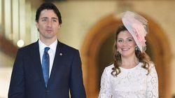 Justin et Sophie Trudeau en tête de la liste des plus belles personnes du
