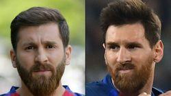 Cet homme ressemble tellement à Lionel Messi qu'il trouble l'ordre