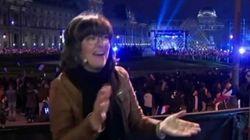 Une journaliste de CNN n'a pas caché sa joie après la victoire de