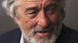 Robert De Niro au Festival de Cannes pour une projection