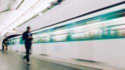 Un homme opéré à cœur ouvert sur le quai du métro de
