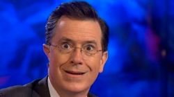 La blague anti-Trump de Stephen Colbert