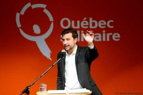 Près de 400 nouveaux membres chez Québec solidaire depuis son