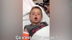 Difficile de ne pas rire devant ces vidéos de réveils post-anesthésie
